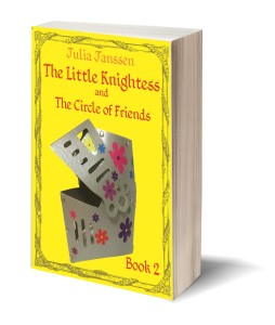 The Little Knightess Book 2